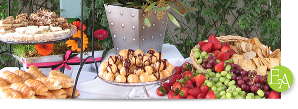 Social Events | Exquistite Affair Catering Deserts